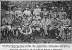 Siege of Mafeking, 1899-1900.  The second Boer War was the longest and costliest Victorian war.  Mafeking became a center of the struggle.  The strategically located town was besieged by Boers in the first phase of the war, and its garrision managed to hold out against superior numbers for 217 days until relieved.  Commanding mostly local troops and police, Colonel Robert Baden-Powell led a brilliant defense.  The eventual relief of the siege was a breaking point for the Boer army.