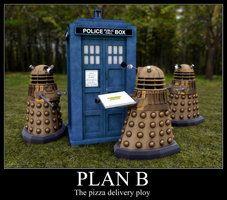 Plan B by madaigual on deviantART
