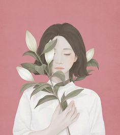 63 Ideas for digital art girl portraits anime Poster S, Illustrations And Posters, Animal Illustrations, Digital Illustration, Korean Illustration, Fantasy Illustration, Portrait Illustration, Art Girl, Art Inspo