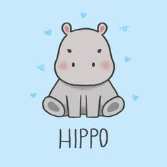 Cute Rabbit Cartoon Hand Drawn Style