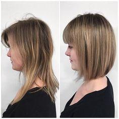 #mulpix Chopped to a bob and some rooty honey blonde babylights ✨ color&cut  #colourmesue   #bobhaircut  #chopped  #haircut  #hairgasm  #hairgoals  #babylights  #highlights  #rooty  #livedinhair  #livedincolor  #balayage  #blonde  #honeyblonde  #beigeblonde  #modernsalon  #wellahair  #olaplex  #behindthechair  #unicorntribe  #bangs  #shorthair  #makeover  #beforeandafter  #honeyblonde  #blonde  #olaplex  #wellahair  #sundaymakeover