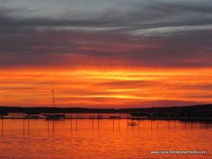 Lake Michigan - A Traverse City Sunset-