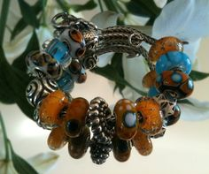 Outback Australia- From an Aussie member on Trollbeads Gallery Forum! Join to see inspiration from all over the world. www.trollbeadsgalleryforum.ning.com