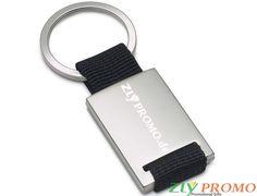 Schlüsselanhänger Metall mit Ihrem Logo graviert