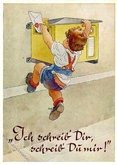 vintage postcards   Tumblr