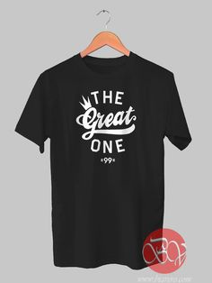 The Great One Tshirt //Price: $14.50    #clothing #shirt #tshirt #tees #tee #graphictee #dtg #bigvero #OnSell #Trends #outfit #OutfitOutTheDay #OutfitDay