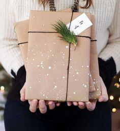 Jak zapakować prezent, fot. Pinterest.com/stylelogistics.com