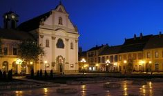 Vac, Hungary: one of the Danube Bend towns