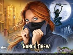 Nancy Drew: The Silent Spy for PC and Mac   This Mama Loves #sponsored