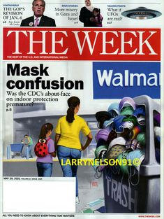 Ufos Are Real, The Week Magazine, Talking Points, Need To Know, Magazines, Face, Journals, The Face, Faces