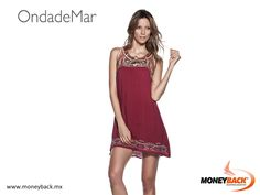 MONEYBACK MEXICO. Known for its style, detailing, and premium fabrics, Ondademar offers you a complete line of sophisticated beachwear. Their swimwear ranges from one pieces to bikinis; while the resort wear includes cover ups, dresses, and even accessories. Buy Ondademar in Mexico City, Cancun, Cabo, Acapulco or Playa del Carmen and get a tax refund on our module! #moneyback www.moneyback.mx