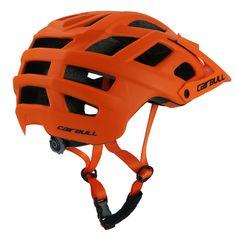 Cooperative Men/women Bicycle Helmet All Mountain Off-road Trail Xc Bike Cycling Helmet Big Visor Ultralight Bmx Racing Sports Safety Helmet Bicycle Helmet Cycling