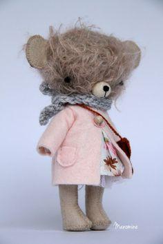 Lulu Auction So Cute Claradeparis Com Adore Plush Dolls Doll Toys