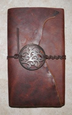handmade leather notebook handmade creased small leather Journal Leather Sketchbook //Leather Diary leather bound,monogram,personalized