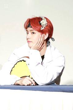 the red hair thooo