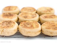 English Muffins Front