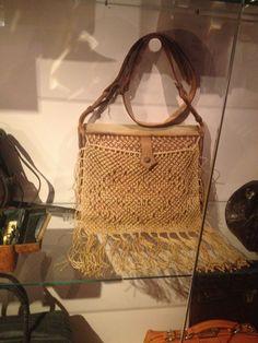 MUSEUM OF BAGS AND PURSES, AMSTERDAM  Bag for men