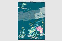 Sternzeichen Geburtstagskalender. Jeden Monat ein neuer Schatz. Kalender ohne Jahreszahl und Tagesangabe, wiederverwendbar, DIN A4, März