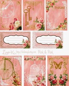 papers.quenalbertini: Shabby Chic Decoupage Images | Imprimolandia
