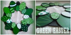 Easter can be green. Easter, Decorations, Canning, Green, Easter Activities, Dekoration, Home Canning, Deko, Decorating