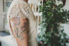 Italian Fashion & Music Inspired Wedding: Zaira & Vinicio Wedding Bells, Our Wedding, Italian Fashion, Wedding Inspiration, Fashion Music, Bride, Ink, Inspired, Tattoos