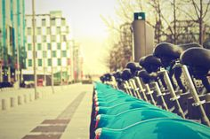 Dublin Bikes - Picography