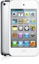 Might get this. White iPod Touch, 4th generation, 64GB, $399.00, Free Shipping :)