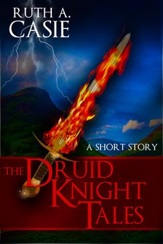 The Druid Knight Tales: A Short Story Cover Reveal - http://roomwithbooks.com/the-druid-knight-tales-cover/