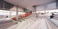 Pliskin Architecture Reveals Proposal for Music School in Israel,Courtesy of Pliskin Architecture