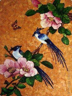 мозаика из скорлупы - Самое интересное в блогах Eggshell Mosaic, Decoupage, Egg Shells, Mosaic Art, Old And New, Rooster, Diy Crafts, Crafty, Illustration