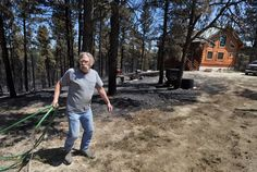 Residents returning as Dahl fire toll stands at 70 homes