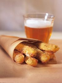 « Frites » de mozzarella