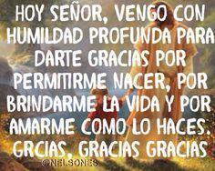 Gracias #nelsones