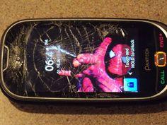 Coole Hintergrundbilder für kaputte iPhones und Handys - watson