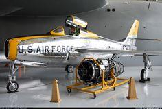 Republic (General Motors) F-84F Thunderstreak; McMinnville, OR, USA