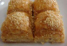 Türk mutfağının en sevilen tatlılarından bir tanesi: Sütlü nuriye tarifi...