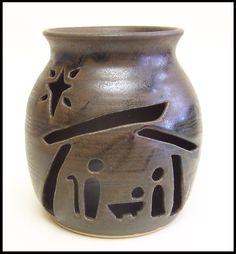 from miry clay pottery