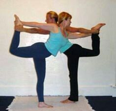 Tantric Yoga Family Couple Pictures Challenge Kids Partner Poses Group Couples