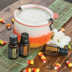 This festive fall sugar scrub is gentle on your skin and has a delicious fall aroma. Make this scrub at home using Cassia, Glove, and Ginger essential oils.