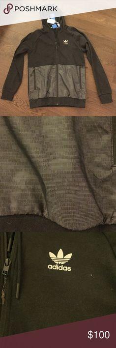 Adidas originals jacket NWT, size medium, super cute Adidas Jackets & Coats