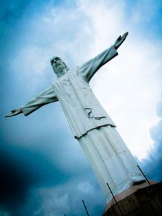 The Cristo Rey in Cali, Colombia