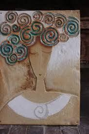 klikni pro další - My site Ceramic Pottery, Ceramic Art, Sculpture Clay, Sculptures, Polymer Clay Kunst, Pottery Animals, Pottery Designs, Mosaic Patterns, Pottery Painting