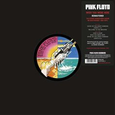 Pink Floyd / Wish You Were Here (1LP 180gm 2016)