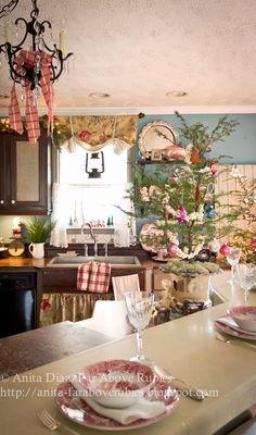 Far Above Rubies: ~Country Christmas Home Tour~