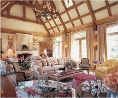 80 English Country Home Decor Ideas 12