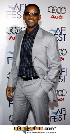 Will Smith- always lookin fly