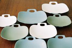 イイホシユミコ (yumiko iihoshi porcelain) ボンボヤージュ Bon Voyage