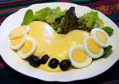 Huancayo Style Potatoes - Peru