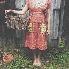 Dottie Angel frock
