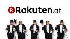 Outtakes TV-Spot Rakuten Austria mit Richard Lugner